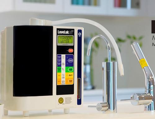 Nguyên lý hoạt động của máy lọc nước ion kiềm Kangen