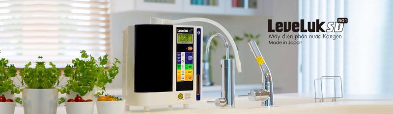 Sản phẩm máy lọc nước Kangen