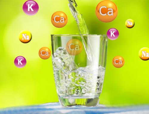 Nghiên cứu chỉ số khoáng chất có trong nước Kangen