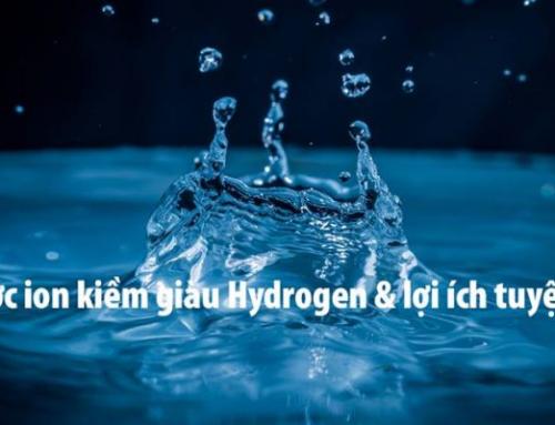 Nghiên cứu chỉ số nước độ kiềm có ý nghĩa gì trong cuộc sống?
