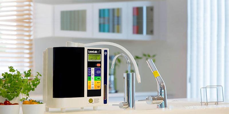 Cách sử dụng máy lọc nước Kangen