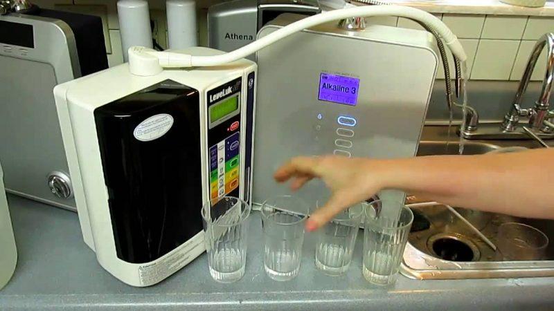 Máy lọc nước Kangen