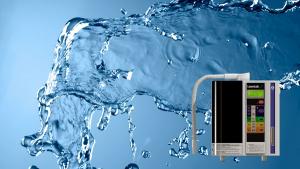 Nước lọc từ máy lọc nước Kangen có khoáng chất có lợi cho sức khỏe